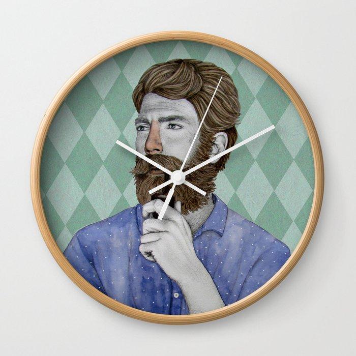 Igor Wall Clock