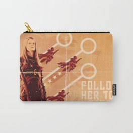 Follow Her to Victory Carry-All Pouch
