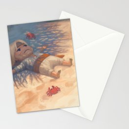 Little Pirate Lost Stationery Cards