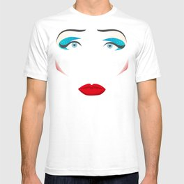 John Cameron Mitchell as HEDWIG T-shirt