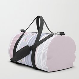 Combined, patchwork 1 Duffle Bag