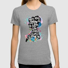 Mr. Darcy - Ardently Admire & Love You T-shirt
