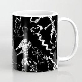 """Rinconada Canyon Petroglyphs"" Coffee Mug"