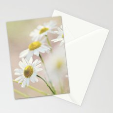 dreamy daisies Stationery Cards