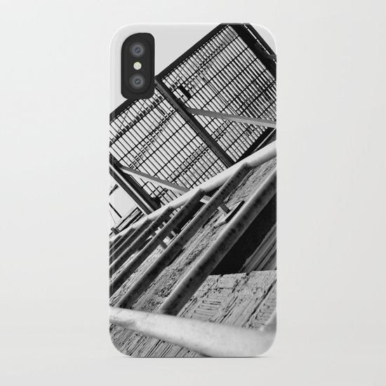 Alley balcony iPhone Case
