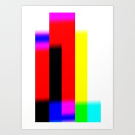 Error 023 Art Print