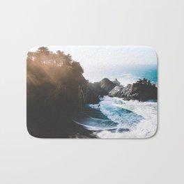 ocean falaise Bath Mat
