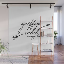 Griffin Rebel Wall Mural