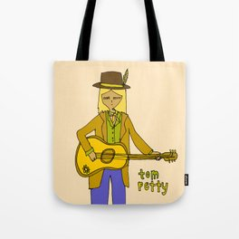 tom petty tribute // forever love your rock and roll soul Tote Bag