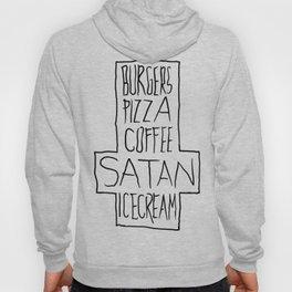 pizza & moar Hoody