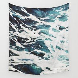 Dark Sea Wall Tapestry