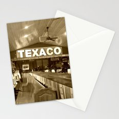 Texaco Stationery Cards