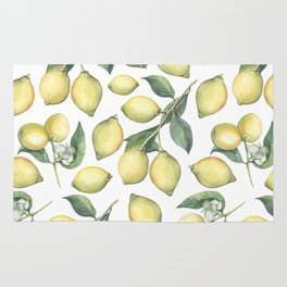 Lemon Fresh Rug