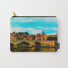 Rome. Carry-All Pouch