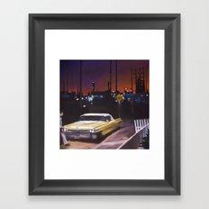 Cadillac Framed Art Print