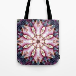 Mandalas from the Voice of Eternity 13 Tote Bag