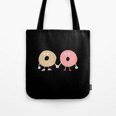 Power Couple Tote Bag