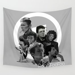 Playlist Wall Tapestry