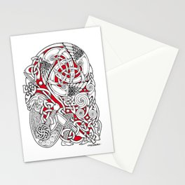 The Dreaming Warrior Stationery Cards