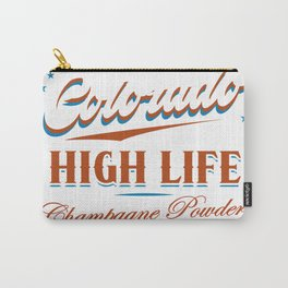 Colorado High Life Carry-All Pouch