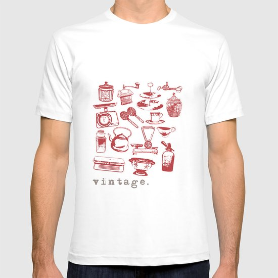 kitchen vintage T-shirt