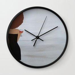 Little Black Dress Wall Clock