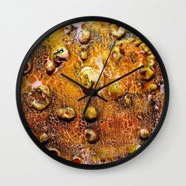 Bubble Effect Wall Clock