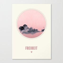 Freiheit Canvas Print