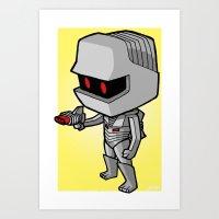 Rom Mini-Print Art Print
