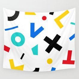 color signal Wall Tapestry