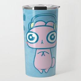 Usagi Dancer II Travel Mug