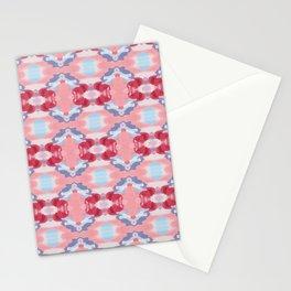 Cherry Mesh Stationery Cards