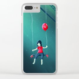 I had a Dream Clear iPhone Case
