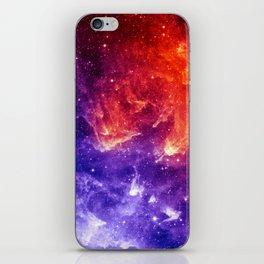 Nebula iPhone Skin