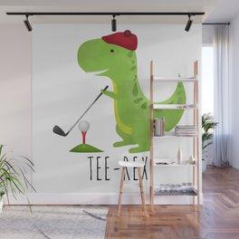 Tee-Rex Wall Mural