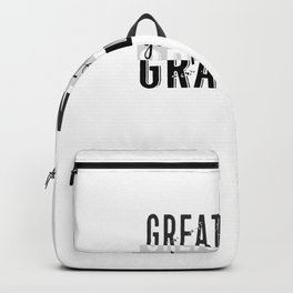 Great Moms Get Promoted to Grandma Backpack