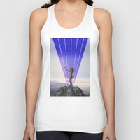 indian Tank Tops featuring indian by •ntpl•