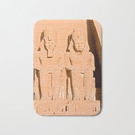 Great Temple of Abu Simbel - Egypt Bath Mat