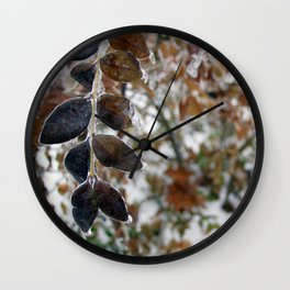 Preserved Wall Clock