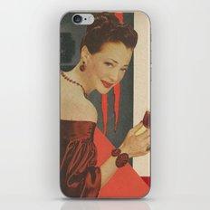 Vampiress iPhone & iPod Skin