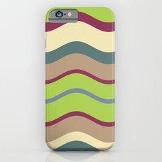 Appley Wave Slim Case iPhone 6s
