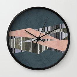 Almost Mudra Wall Clock