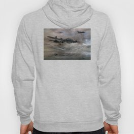 B-17 Flying Fortress - Almost Home Hoody