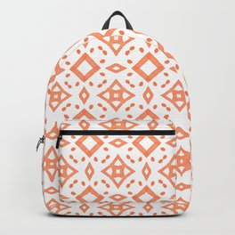PATTERN 88 - BLOOMING DAHLIA Backpack