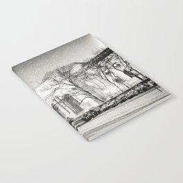 New York City Snow - 5th Avenue Notebook