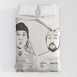 Jay & Silent Bob Comforters