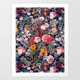 Magical Garden - III Art Print