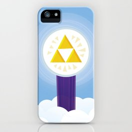 The Creation of Hyrule iPhone Case