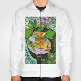 Henri Matisse Goldfish Hoody