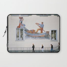 Zurich Truman Show Laptop Sleeve